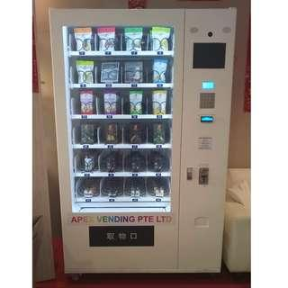 🚚 Used Snack / Tidbits / non Chilled item Vending Machine for Sale