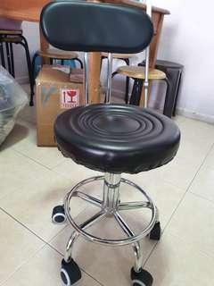 Beautician Roller Chair