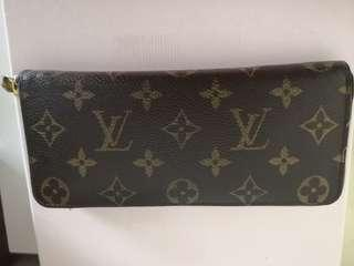 LV clemence wallet