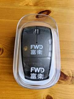 *NEW* Wireless mouse with USB receiver (battery included)