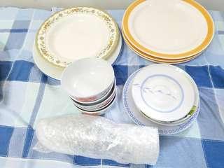 碗碟杯共十幾20件