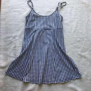 Forever21 gingham dress