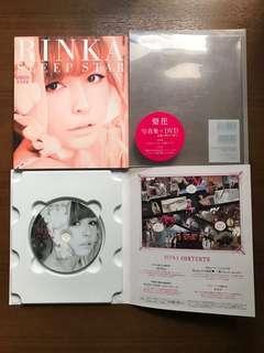 梨花 Sleep Star 寫真相集+DVD