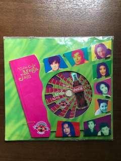 """可口可樂 Coca Cola Mega Jam """"一千種快樂""""單曲CD"""