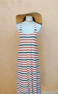 Red Stripes Maxi (M-L)