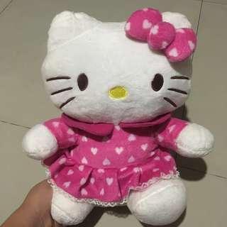 Cute Hello Kitty Doll