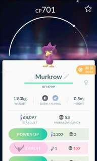 🚚 Shiny Murkrow