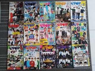 e-POP KLIK KPOP Magazines