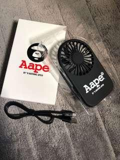 🚚 Aape By Bathing Aape USB Portable Fan