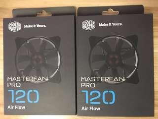 Cooler Master MasterFan Pro 120 Air Flow Case Fan