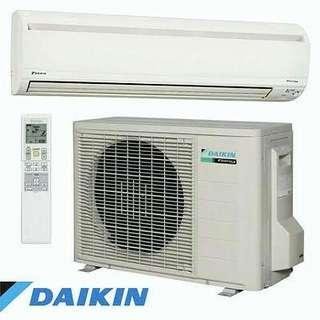 Air Conditioner (AC) Daikin 1/2PK R410A Cash N Credit