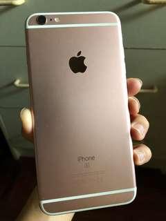 🚚 iPhone 6s Plus Rose Gold 128GB
