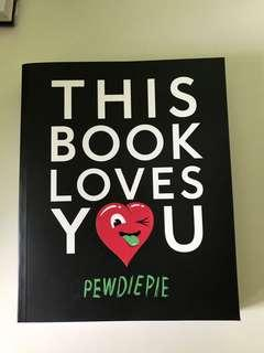 🚚 This Book Loves You by Pewdiepie