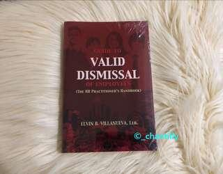 Guide to Valid Dismissal of Employees
