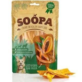 Papaya Soopa Dog Treats
