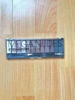Technic Mega Nudes Eyeshadow Palette