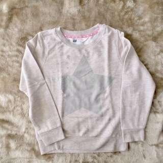 Preloved H&M Kids Sweater