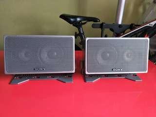 🚚 Rare Sony Speaker System