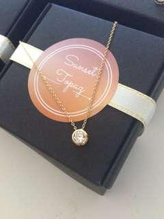 Necklace/ bridesmaid gift