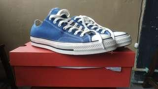 Converse 70s low blue navy
