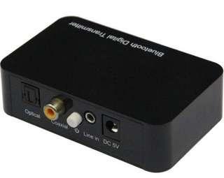 高質//光纖/同軸/3.5mm/藍牙音頻發射器/digital optical input/analog audio input/coaxial input