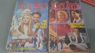 Bundle: Nancy Drew Case Files