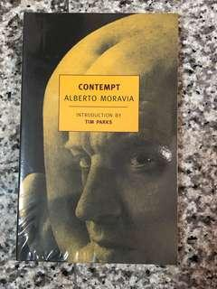 🚚 Contempt by Alberto Moravia