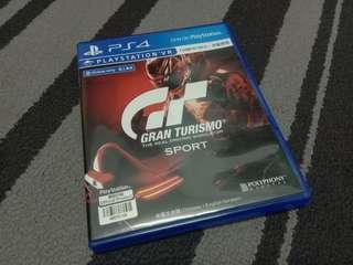 PS4 GRAN TURISMO SPORT