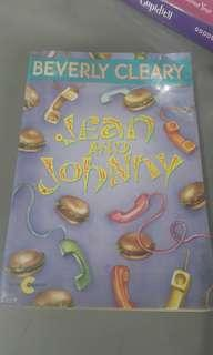 Jean & Johnny by Beverly Cleary
