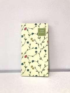 🚚 Floral Pattern Notebook