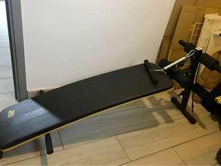 腰腹健身椅