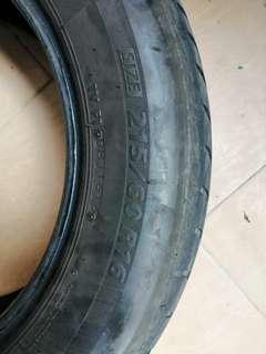 Bridgestone Ecopia EP200 215/60/16