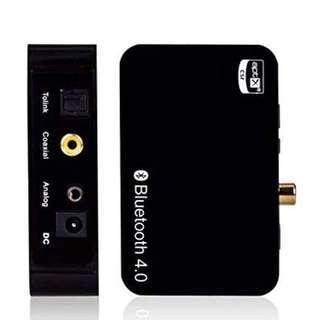 高質with APTX//光纖/同軸/3.5mm/藍牙音頻接收器//optical output/coaxial output/analog output/bluetooth music receiver