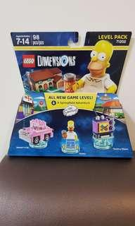 Lego Dimensions 71202 The Simpsons (Homer)