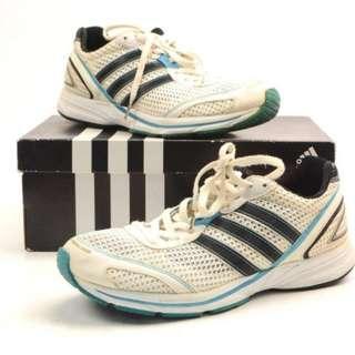 🚚 男、女adidas US6.5號透氣慢跑鞋