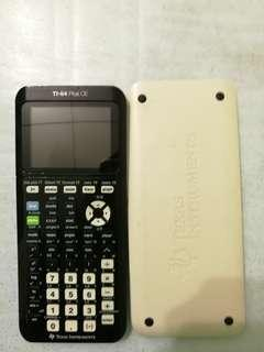 Texas Instruments TI-84 Plus CE (Can be negotiated)