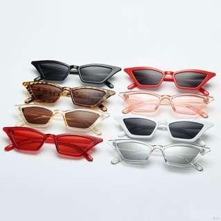 🚚 retro cat eye sunglasses 🕶