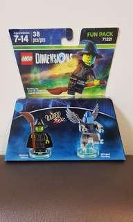 Lego Dimensions 71221 The Wizard of Oz