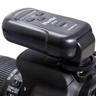 Phottix Ares - Canon 飛燈套裝 (只用過一次)