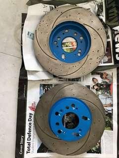 Brake disc / rotor
