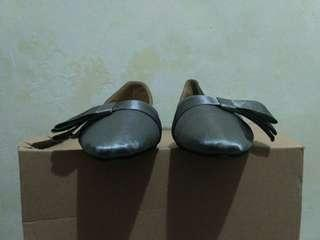 Sepatu flat merk te amo size 36