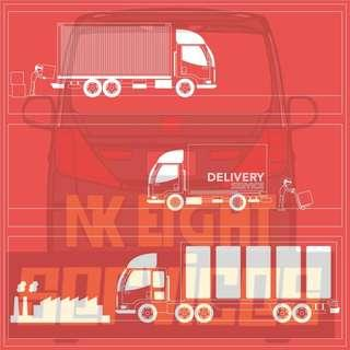 lorries for rent