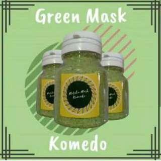 Masker Komedo isi 50 grm