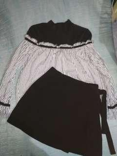 PRELOVED KOREAN OUTFIT