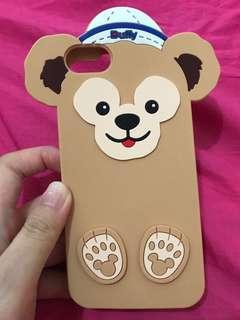 🚚 達菲熊iphone7手機殼