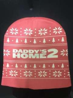 🚚 《家有兩個爸x2》電影官方紀念毛帽