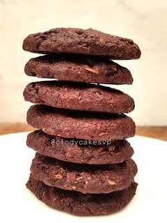 Lactation Double Choc Cookies