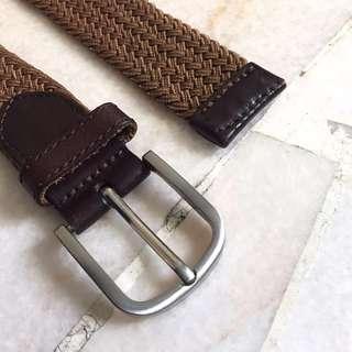 H&M Men Braided Belt