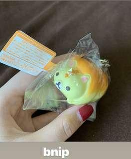 rilukkuma rement squishy