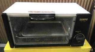 聲寶電烤箱6L 免費贈 台中勤美自取 《希望可與其他商品一起帶》